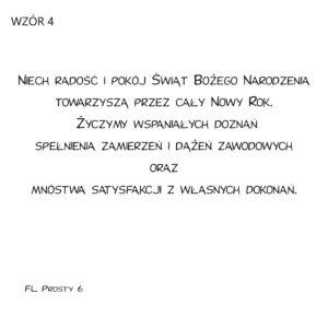 Wzór 4